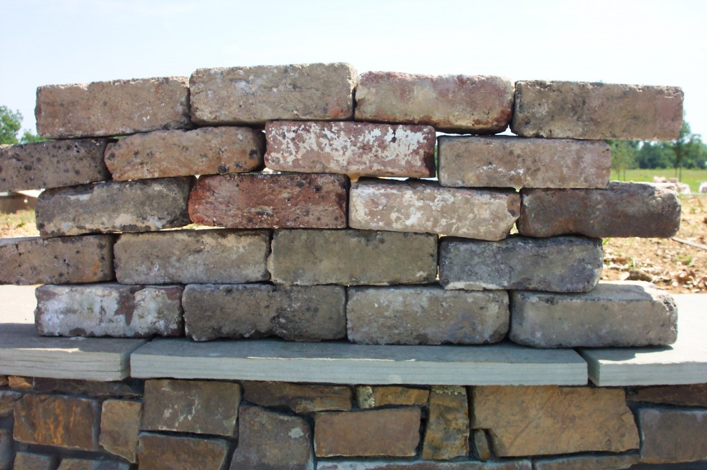 Suppliers of rare antique brick historic brick reclaimed for Uses for old bricks