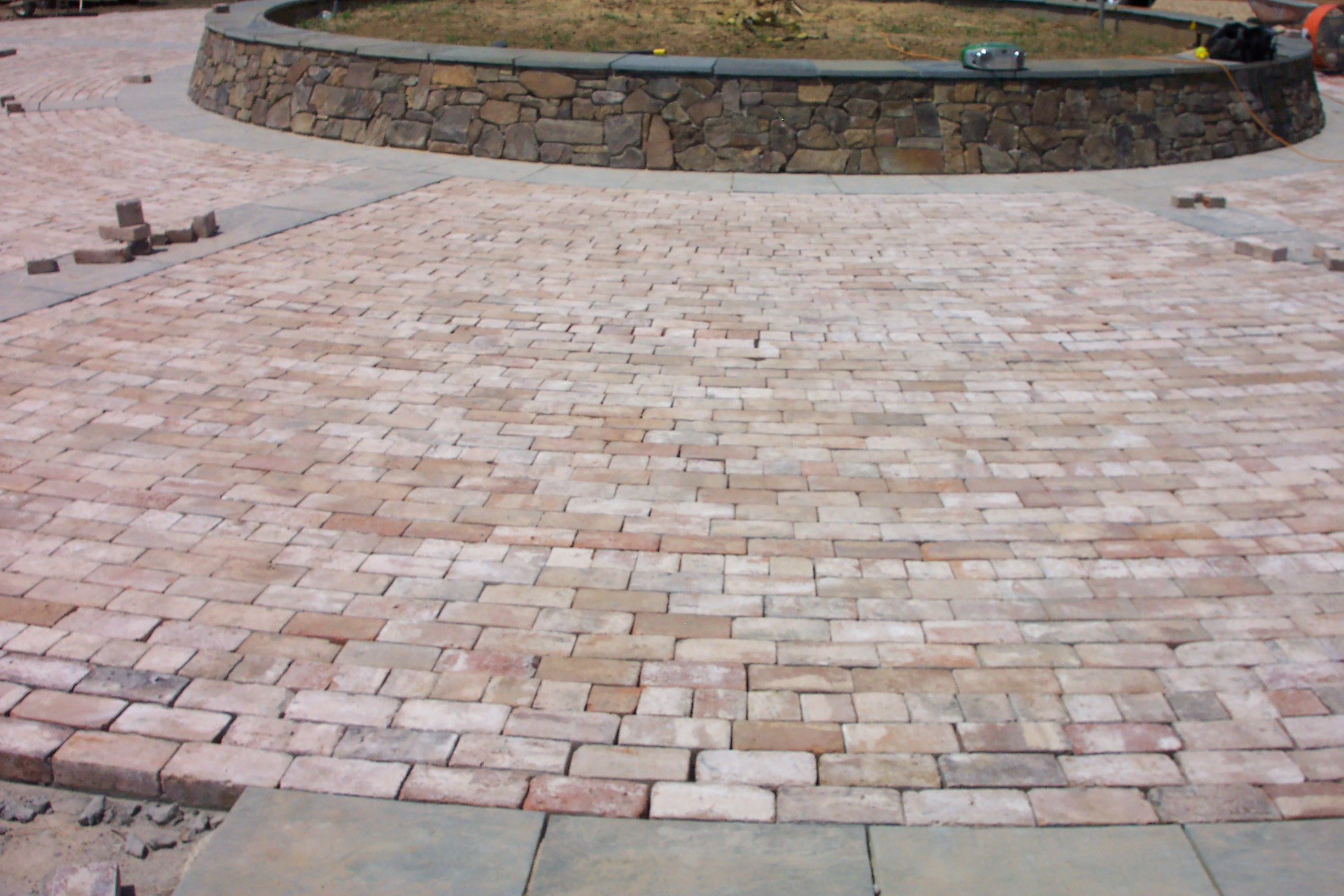 Elegant The Greatest Expense You Will Incur When You Do It Yourself Driveway,  Walkway Or Patio Project Is From The Brick Pavers. Brick Pavers Come In  Numerous ...