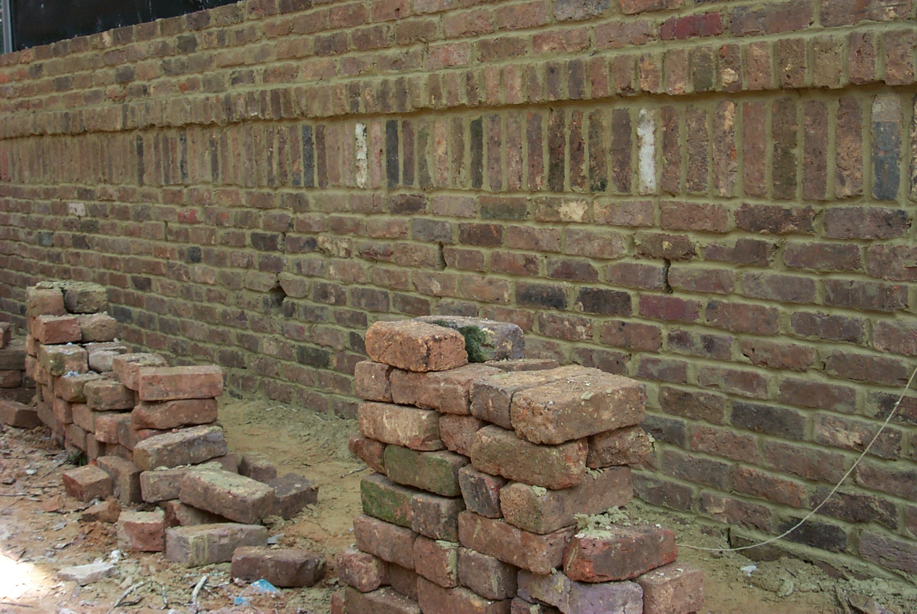 Tuscaloosa Slave Brick
